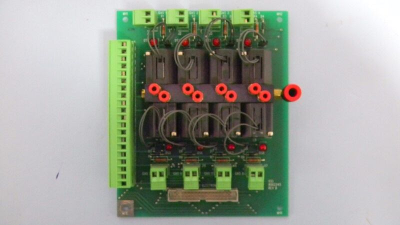 ICCI 8002245 Rev B, PCB Assembly, Working When Removed