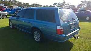 2006 BF MK11 Ford Futura Wagon Maiden Gully Bendigo City Preview