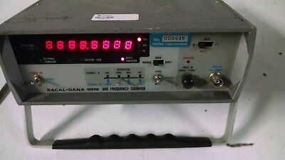 Racal Dana 9919 - Uhf Frequency Counter Used