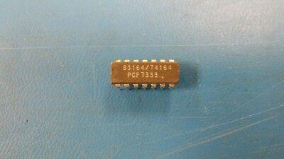 2 Pcs 93164pc 74164pc Fsc Shift Register 8-bit Ttl Pdip14