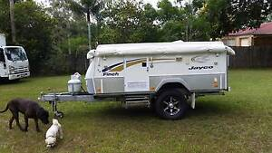 Jayco Finch Outback 2010 Joyner Pine Rivers Area Preview