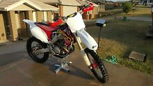 Honda CRF 450 Muswellbrook Muswellbrook Area Preview