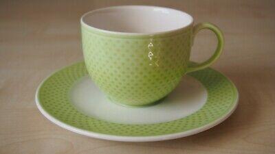 Villeroy & Boch Tipo Green Kaffeetasse mit Untertasse online kaufen