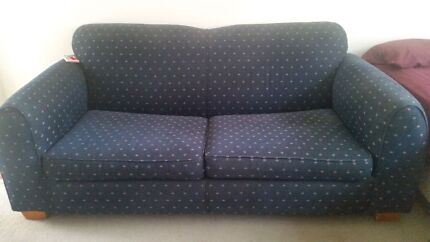 3 seat sofa that converts to bed, its beautiful and comfortable. Wollstonecraft North Sydney Area Preview