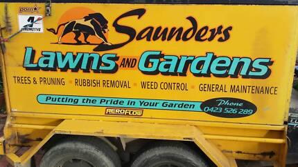 Saunders Lawns & Gardens