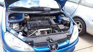 Now Wrecking peugeot 206 Blue 2006 Coopers Plains Brisbane South West Preview