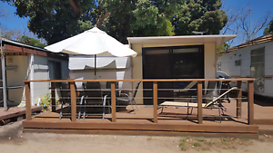 ON-SITE CARAVAN WITH NEAR NEW PERMANENT ANNEX - FOR RELOCATION McCrae Mornington Peninsula Preview