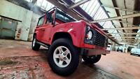 Land Rover 90 Defender 50th Anniversary Ltd Edt 4.0 Petrol Automatic