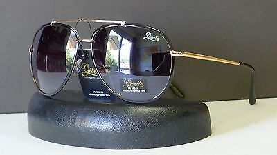 Giselle Womens Contemporary Collection Vintage Classic Metal Aviator (Gisele Sunglasses)