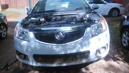 WRECKING  Holden Cruze Sedan  MOST PARTS AVAILABLE