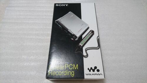 SONY Mz-Rh1 MiniDisc Recorder Player Hi-MD Walkman IN Box  Minidisc/Mp3