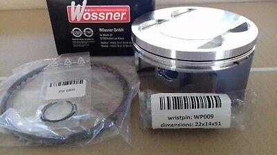 NEW Wossner Piston Kit 2006-10 Husqvarna TC610 TE610  97.95 MM STD. SIZE