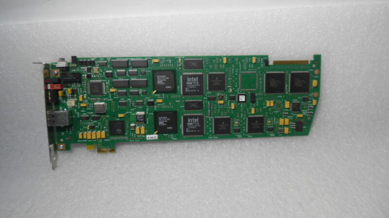 DIALOGIC 44-0016-02 //  56-0442-05 Media Board Voice Processing Card