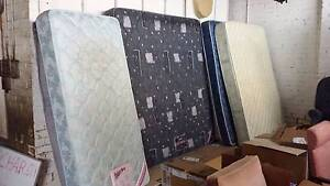 Free Mattresses Bed Bases And Bed Sets, Singles, Doubles Queens Glen Iris Boroondara Area Preview