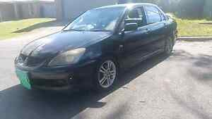 Mitsubishi lancer vrx with low k motor Redcliffe Redcliffe Area Preview
