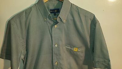 PUMA Renault F1 TEAM GREY  SHIRT  SMALL UK  ENGINEER WORN ONCE