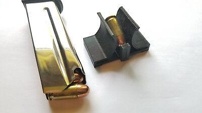 ROCK/&LOAD Speed Loader 1911 45 ACP  ** BLACK ** Speedloader