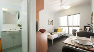 FULLY-FURNISHED STUDIO APARTMENTS IN THE CBD WITH ALL UTILITIES INCLUD