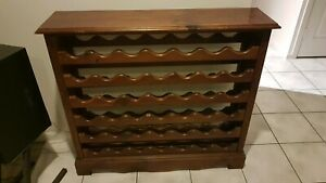 42 Bottle Wine rack for sale