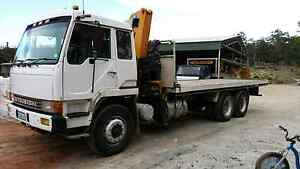 Hiab truck hire Welshpool Canning Area Preview