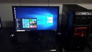 intel i7 Gaming System, 16GB Ram , Geforce 4GB 1050Ti Fyshwick South Canberra Preview