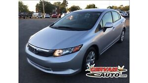 Honda Civic Sedan LX 2012