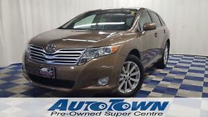 2010 Toyota Venza ACCIDENT FREE/BLUETOOTH/HTD SEATS
