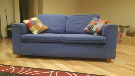 3 seater + single seater couch combo