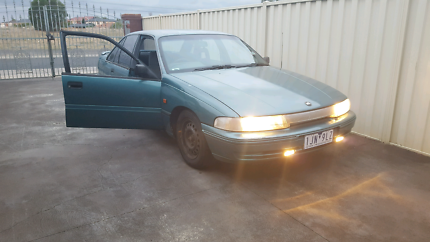 Holden Vp 1992 3.8ltr + donor car