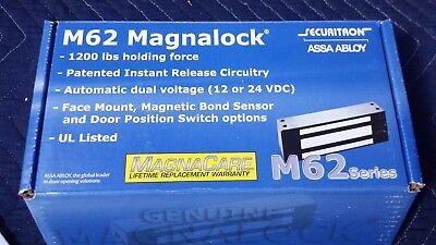 Securitron Assa Abloy M62d 1200lb Magnalock