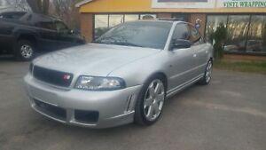 2002 Audi S4 2.7Bi Turbo 6 Speed !!CERTIFIED!!