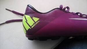 NIKE GIRLS FOOTBALL BOOTS MERCURIAL Fulham Gardens Charles Sturt Area Preview