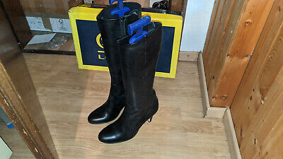 Neu & OVP Buffalo London Stiefel Gr. 42 US 11 Echtleder
