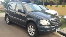 2000 Mercedes-Benz ML Wagon Greenvale Hume Area Preview