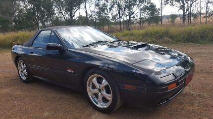 Mazda RX7 13bt s4 convertible 68000kms Ipswich Ipswich City Preview