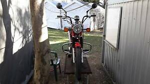 Honda ct110  postie Ransome Brisbane South East Preview