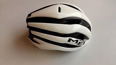MET Trenta 13/14 black/white Fahrradhelm 52-56cm Gr S HE103