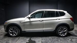 2015 BMW X3 xDrive28i HEADS UP DISPLAY! LEATHER! HEATED FRONT...
