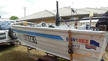 QUINTREX DORY OPEN / DINGHY / RUNABOUT Oakey Toowoomba Surrounds Preview