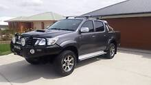 Immaculate 2013 Toyota Hilux Ute SR5 4X4 Bathurst Bathurst City Preview