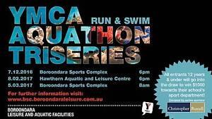 Aquathon Tri Series - Run and Swim for All Ages! Balwyn North Boroondara Area Preview
