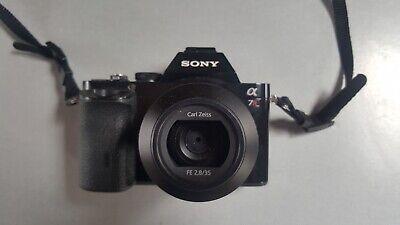 Sony alpha 7r + 35mm f2.8
