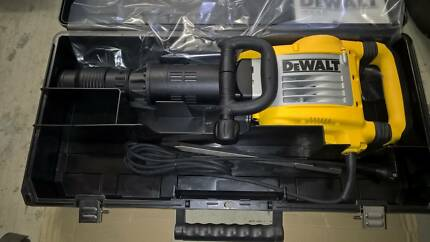 DeWalt D25941K-XE 1600W 12kg Demolition Jack Hammer Brisbane City Brisbane North West Preview