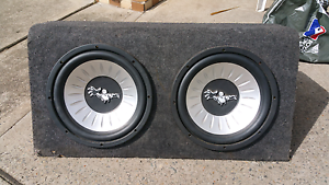 """12"""" and 10"""" Subwoofer Fairfield Fairfield Area Preview"""