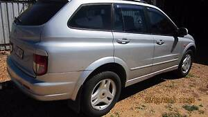 SWAP FOR MOTORHOME, SSANGYONG TURBO-CHARGED, DIESEL 4WD, SWAP! Dirranbandi Balonne Area Preview