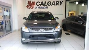 2011 Hyundai Veracruz LIMITED 7 PASS AWD