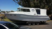David Jackman Design 8.3m Live on Boat, Trailer and Truck Yalyalup Busselton Area Preview