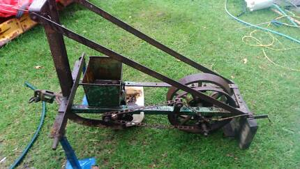 Wanted: Wanted old corn planters