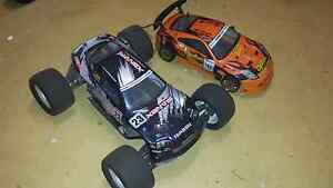 PRICE DROP NEED GONE Nitro rc remote control drift 4wd offroad Merrimac Gold Coast City Preview