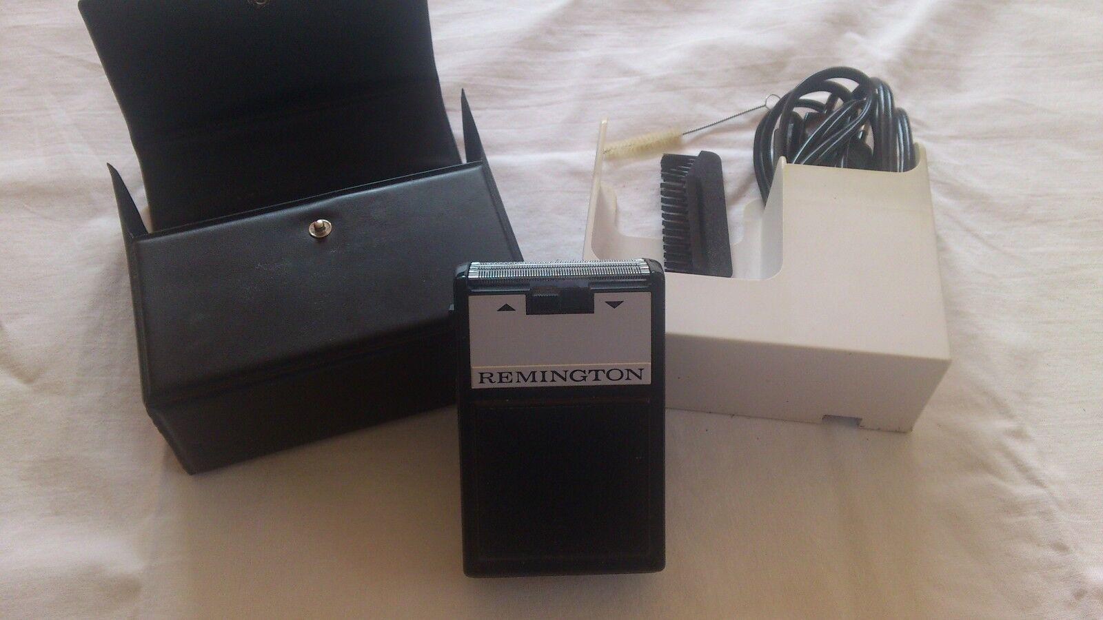 """elektrorasierer Marke """"Remington"""" von 1965"""